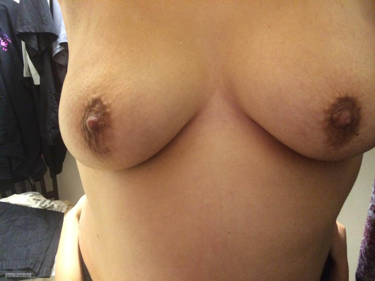My Big Tits Hot Latina Milf